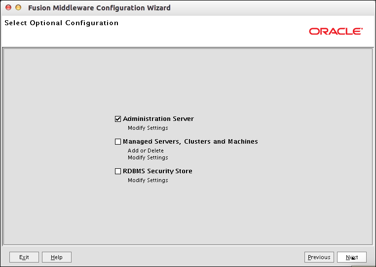 Cara Install Oracle Weblogic Server