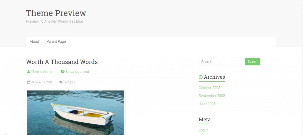 kumpulan template wordpress keren