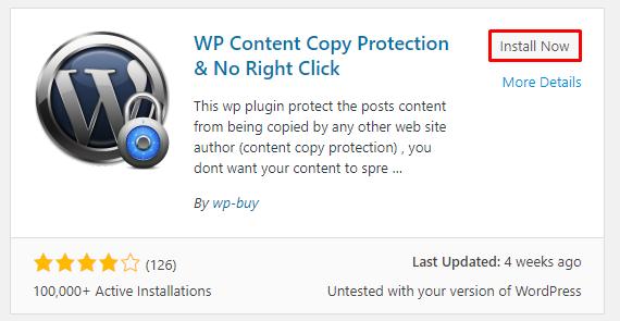 agar website tidak bisa di copy