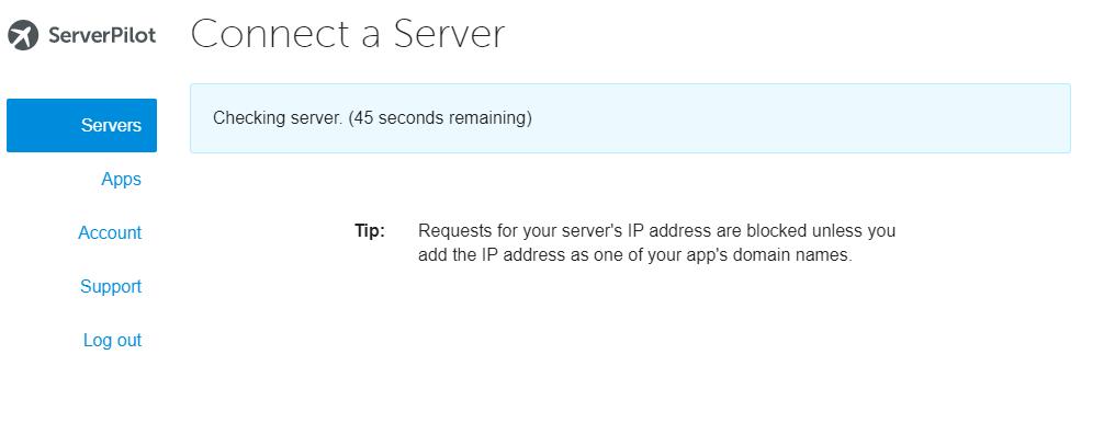 cara install serverpilot