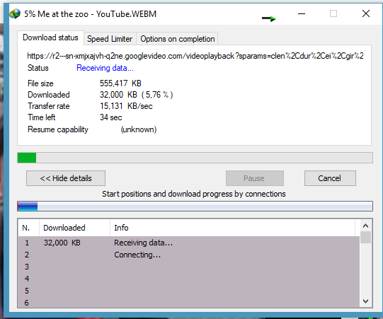 download vide dari youtube