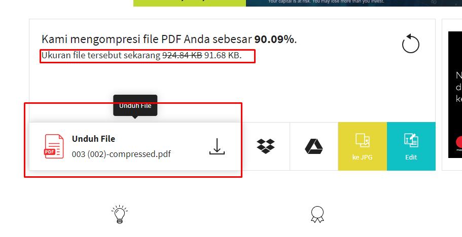 memperkecil ukuran pdf