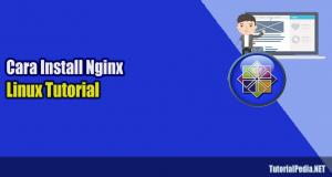 cara install nginx
