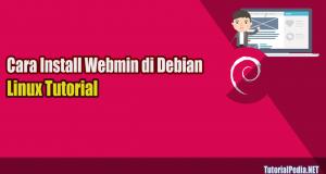 cara install webmin
