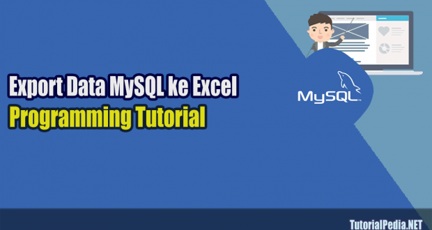 export data mysql ke excel