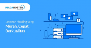 review hosting murah