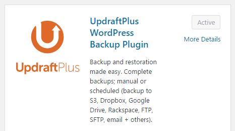 Cara Praktis Backup Konten Website